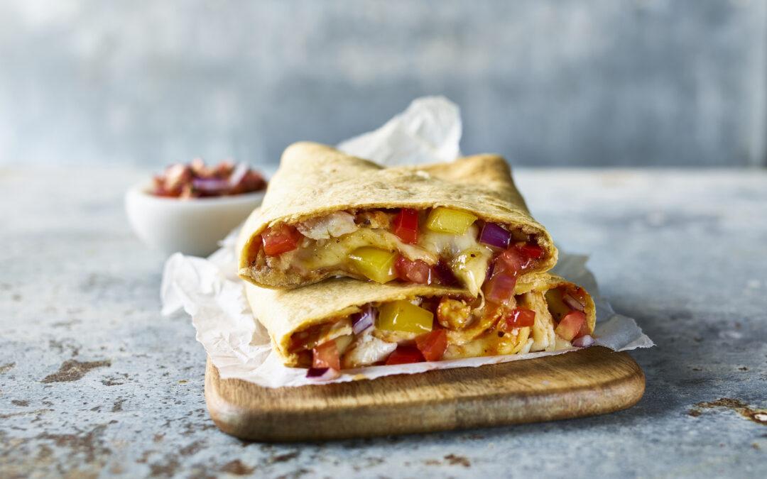 NEW: The Chicken Fajita Melt